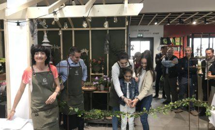 Inauguration de la jardinerie Hortelli et ses conseils en jardinage à Angers